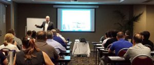 Daimien Patterson's Live Event Property Investment Training
